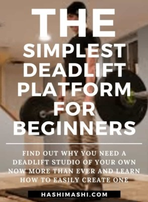 The Simplest DIY Deadlift Platform for Beginners - Fit Apprentice